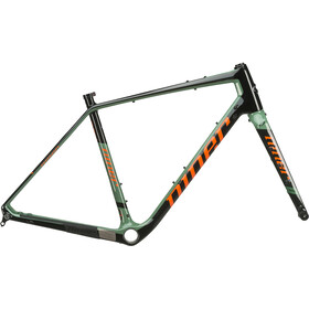 Niner RLT 9 RDO Frameset, green/orange _x000D_